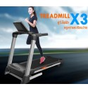 ลู่วิ่งไฟฟ้า X3 Motorized Treadmill ขนาด 2.5HP